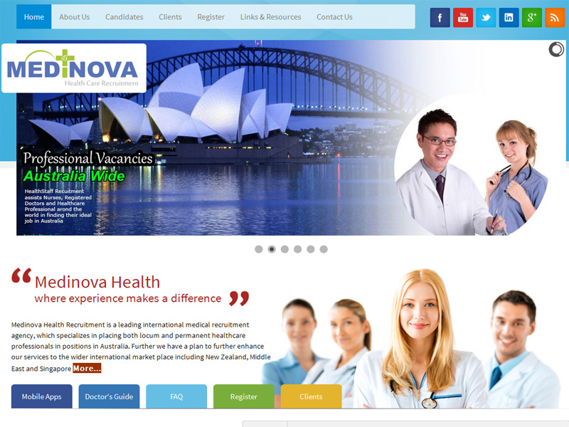 Medinova Health and Recruitment